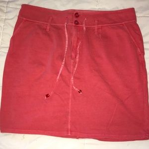 """Gap""'too cool Cotton skirt"